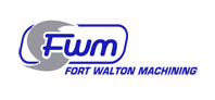 Fort Walton Machining logo