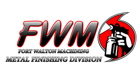 Fort Walton Machining Metal Finishing Division logo